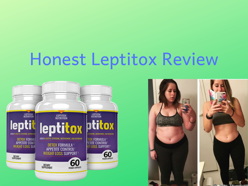 Tutorial Weight Loss Leptitox